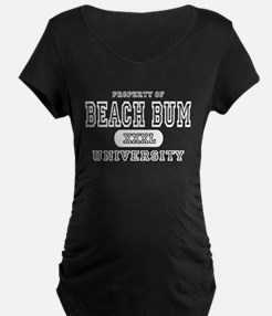 Beach Bum University T-Shirt