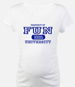 Fun University Property Shirt