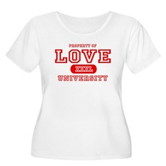 Love University Property T-Shirt
