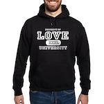 Love University Property Hoodie (dark)