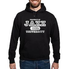 Jazz University Hoodie