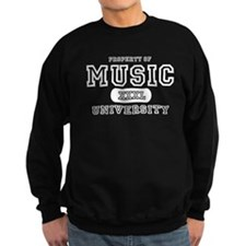 Music University Property Sweatshirt
