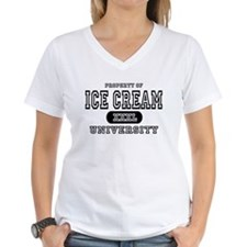 Ice Cream University Shirt