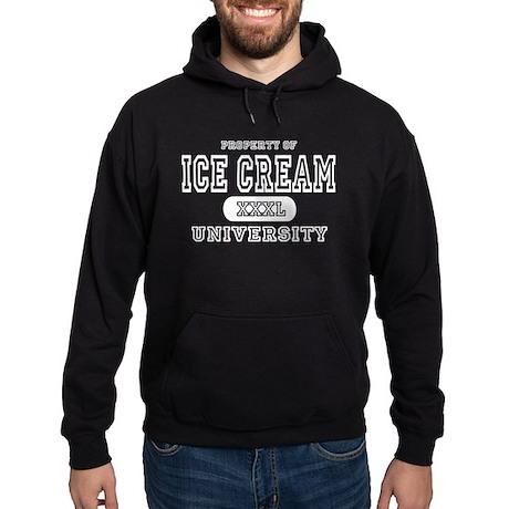 Ice Cream University Hoodie (dark)