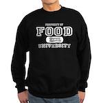 Food University Property Sweatshirt (dark)