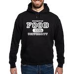 Food University Property Hoodie (dark)