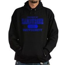 Hamburger University Hoody