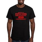 Ketchup University Catsup Men's Fitted T-Shirt (da