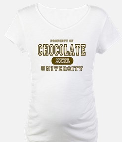 Chocolate University Shirt