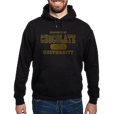 Chocolate University Hoody