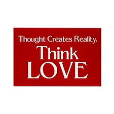 Think Love Magnet
