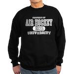 Air Hockey University Sweatshirt (dark)