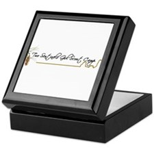 Two Sentinels Keepsake Box