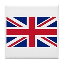 Union Jack Tile Coaster