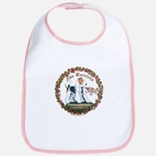Fox Terrier Trouble Bib