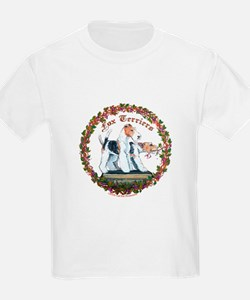 Fox Terrier Trouble T-Shirt