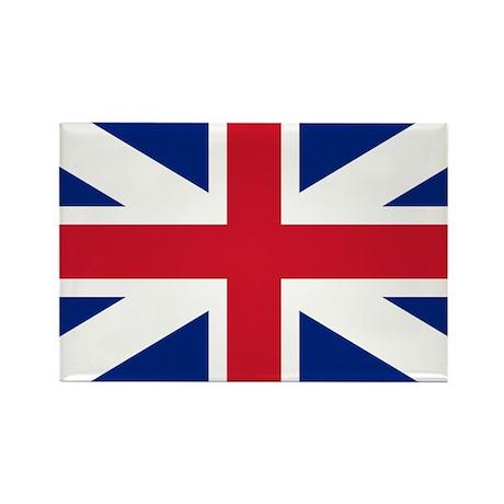 Union Flag, 1606 Rectangle Magnet