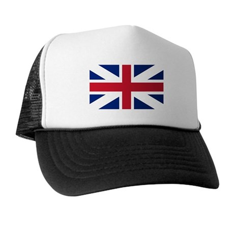 Union Flag, 1606 Trucker Hat