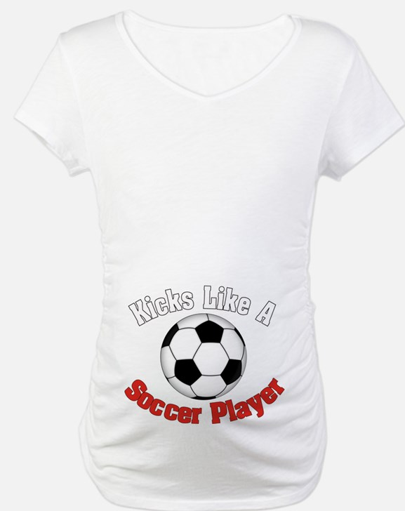 Soccer Player Shirt