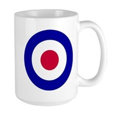 R.A.F. roundel Mug