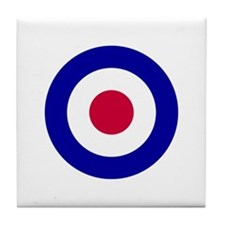 R.A.F. roundel Tile Coaster