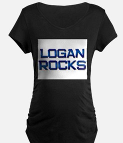 logan rocks T-Shirt