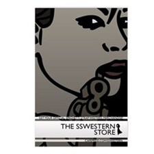 sswestern store postcards (Package of 8)