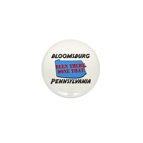 bloomsburg pennsylvania - been there, done that Mi