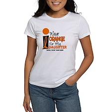 I Wear Orange For My Daughter 9 KC Tee