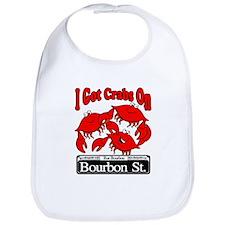 I Got Crabs On Bourbon St. Bib