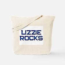 lizzie rocks Tote Bag