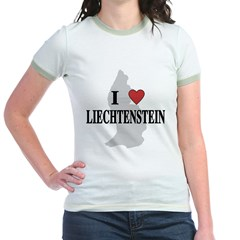 I Love Liechtenstein T