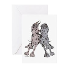 CN Mrl Lean Greeting Cards (Pk of 20)