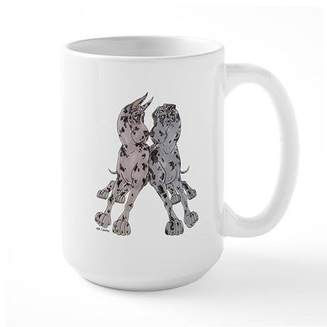 CN Mrl Lean Large Mug
