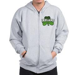 Ireland Zip Hoodie