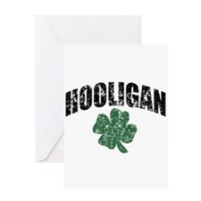 Hooligan Distressed Greeting Card