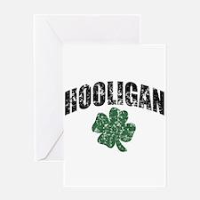 Hooligan Distressed Greeting Card