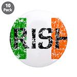 Irish Flag distressed 3.5