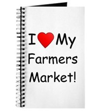 Heart Farmers Market Journal