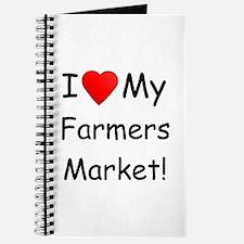 Heart Farmers Market Journal