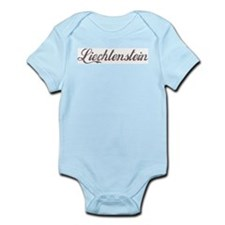 Vintage Liechtenstein Infant Creeper