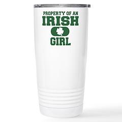 Property of an Irish Girl Travel Mug