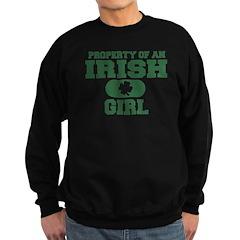Property of an Irish Girl Sweatshirt
