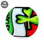 Ireland Flag Shamrock 3.5