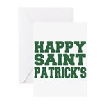 St. Patrick's Day Greeting Cards (Pk of 20)