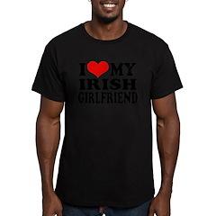 I Love My Irish Girlfriend T