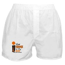 I Wear Orange For My Son 9 KC Boxer Shorts