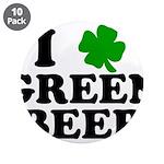 I Shamrock Green Beer 3.5