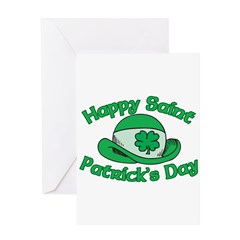 Happy Saint Patrick's Day Greeting Card