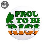 Proud to Be Irish Tricolor 3.5
